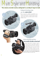 Page 4 Preview of Panasonic AGDVC30 - 3 CCD DV CAMCORDER Operation & user's manual