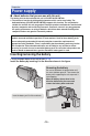 Page 10 Preview of Panasonic HC-V520K Owner's manual