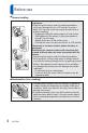 Page #4 of Panasonic Lumix DMC-S1 Manual