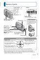 Panasonic Lumix DMC-S1 Camcorder, Digital Camera Manual, Page 7