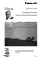 Preview Page 1 | Panasonic NV-EX21EG Camcorder Manual