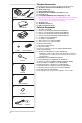 Page #4 of Panasonic NV-EX21EG Manual
