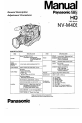 Page 1 Preview of Panasonic NV-M40EA Brochure & specs