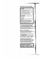 Panasonic NV-VX77A Camcorder Manual, Page 2