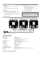 Panasonic WVCK1420 - COLOR MONITOR | Page 6 Preview