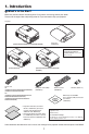 NEC M230X | Page 11 Preview