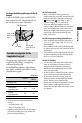 Sony DCR-SR220 Handycam® Binocular, Camcorder Manual, Page 9