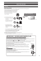Page 3 Preview of Panasonic Viera TX-L24C5B Operating instructions manual