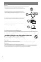 Page #4 of Panasonic Viera TX-L24C5B Manual