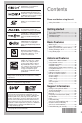 Page 3 Preview of Panasonic TC-L37DT30 Owner's manual