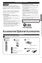 Page 7 Preview of Panasonic TC-L37DT30 Owner's manual