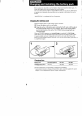 Page #6 of Sony CCD-TRV62 - Video Camera Recorder Hi8&trade Manual