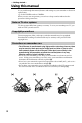 Sony Handycam CCD-TRV63 Camcorder Manual, Page 6