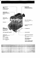 Sony CCD-V1 Primary Camcorder Manual