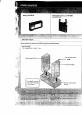 Sony CCD-V1 Primary Manual