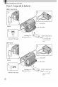 Page #10 of Sony HDR-CX110 - High Definition Flash Memory Handycam Camcorder Manual
