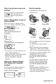 Preview Page 3 | Sony Handycam DCR-HC36E Camcorder Manual