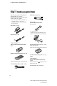 Page 8 Preview of Sony Handycam DCR-HC36E Operating manual