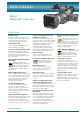 Sony DCR-VX2100 Camcorder, Film Camera Manual, Page 1
