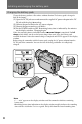 Page 8 Preview of Sony DCRTRV900 - MiniDV Handycam Digital Video Camcorder Operating instructions manual