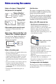 Preview Page 2 | Sony Cyber-shot 3-294-896-12(1) Camcorder, Digital Camera Manual