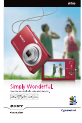 Page 1 Preview of Sony Cybershot Brochure