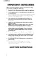 Haier HVZ040ABH5SBJ Operation & user's manual, Page 2