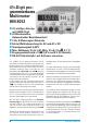 Hameg HM 8012 | Page 6 Preview