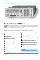Hameg HM 8131-2   Page 5 Preview
