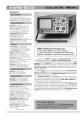 Hameg HM204-2 | Page 3 Preview
