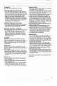 Philips AJ3010/05 Alarm Clock, Clock Manual, Page 5