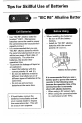 Philips M 876 Camcorder Manual, Page 4