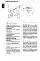 Philips M 876 Camcorder Manual, Page 8
