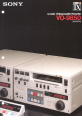 Sony VO-9850 Recording Equipment, VCR Manual, Page 1