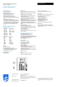 Philips 32PFL3403 Specifications, Page 3
