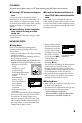 Page 9 Preview of Hitachi DZ-B35A Instruction manual