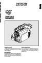Page #1 of Hitachi DZMV200E Manual