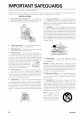 Page #4 of Hitachi VMH-755LA - Camcorder Manual