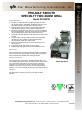 Star Manufacturing GR14SPTA Page 1