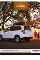 Subaru 2014 Forester | Page 1 Preview