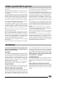 Indesit GSE 160 UK | Page 3 Preview