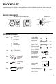 Audiovox NAV101 - NAV 101 - Navigation System | Page 3 Preview