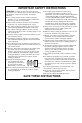 FREESTANDING OUTDOOR GRILLS Manual, Page 4