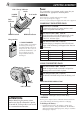 JVC GR-AX26 | Page 8 Preview