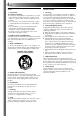 JVC GR-DVX Camcorder Manual, Page 4