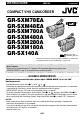 JVC 1001MKV*UN*SN Camcorder, Page 1