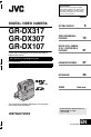 JVC GR-DX107 | Page 1 Preview