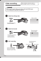 JVC Everio GZ-HD10 Camcorder Manual, Page 4