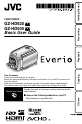 JVC Everio GZ-HD620 | Page 1 Preview