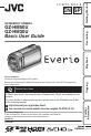 Page #1 of JVC Everio GZ-HM30U Manual